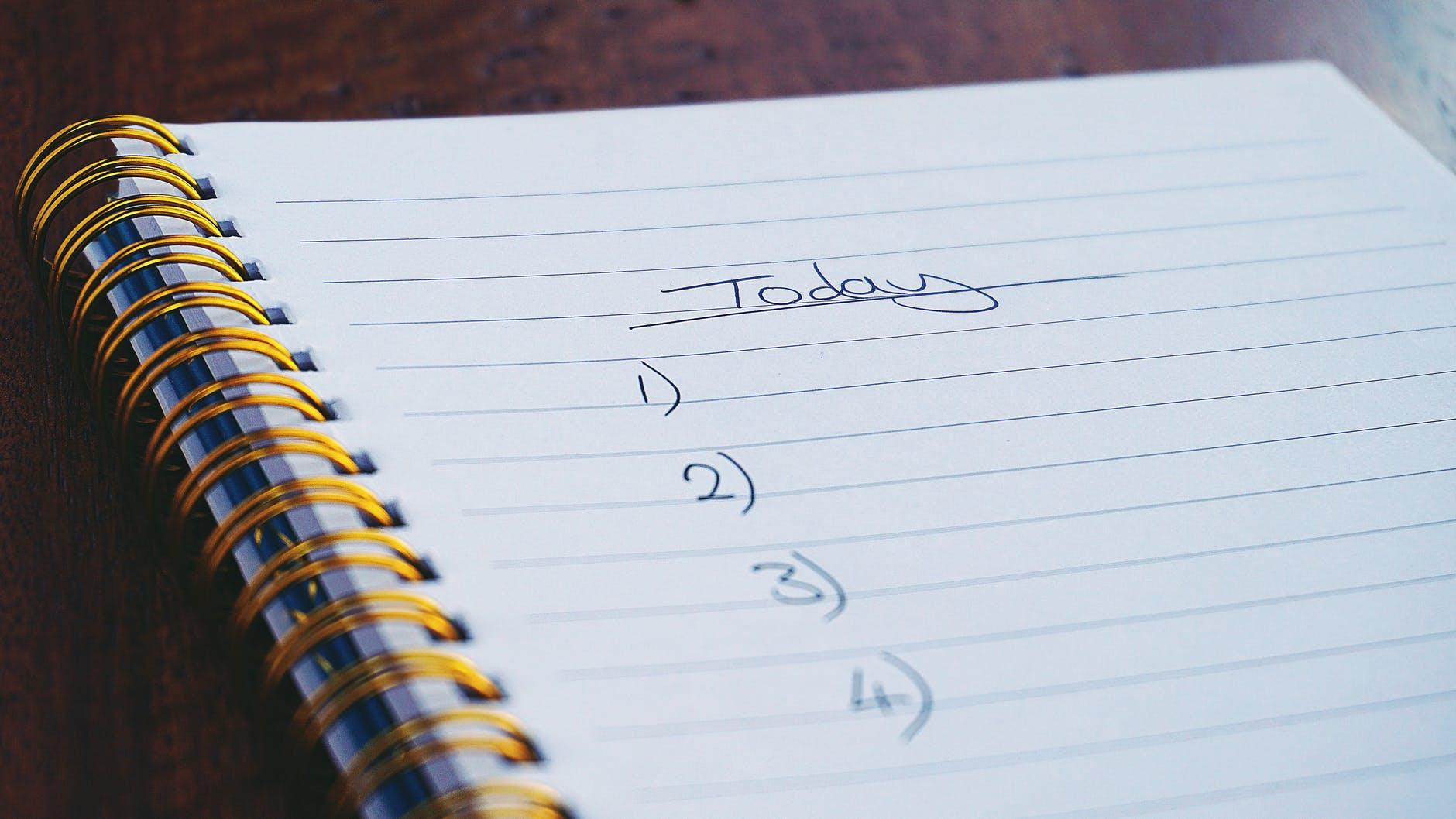 checklist mental health brogliebox broglieblog therapy teletherapy therapist stress relief